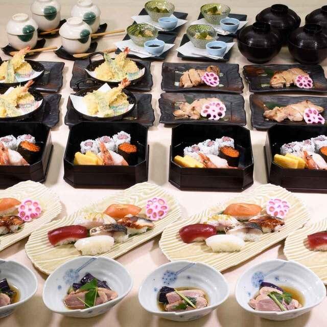 すし屋 銀蔵 仙川店の料理の写真