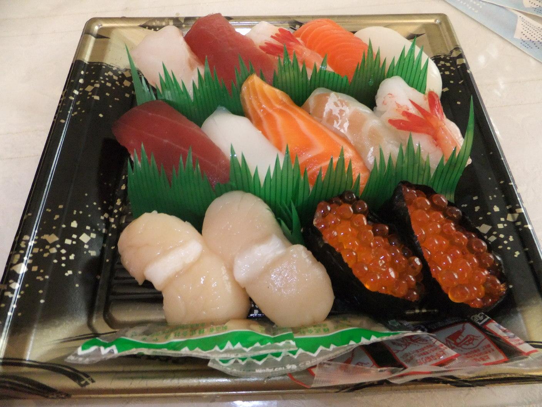 鮮魚にしざわ 三越札幌店