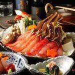 蟹工船 - 蟹しゃぶコース『知床』