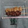 炭火くしやき 鳥専亭 - 料理写真:すなぎも118.8円&ぼんじり129.6円