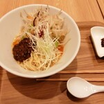 T's たんたん - 冷やしタンタン麺 850円
