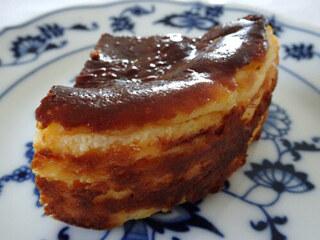 ル・リベラリスム・シーオー パティスリー・タツヤ・ササキ - バスクのチーズケーキ