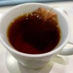 ノードカフェ - ☆ホットストレートティーでまったりん(^◇^)☆