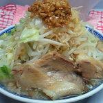 鶏とふじ - 角ふじラーメン
