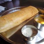 南インド料理ダクシン - ドーサ