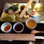 Sagasawakan - 前菜