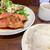 肉バル style 2 - 三元豚の生姜焼き(ライス大盛=同価格) 1,078円