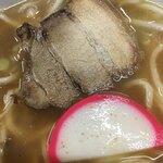 大田食堂 - 丁寧な仕事してる焼豚と赤蒲 ステキ過ぎやて