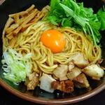 丸子家 - 混ぜ蕎麦