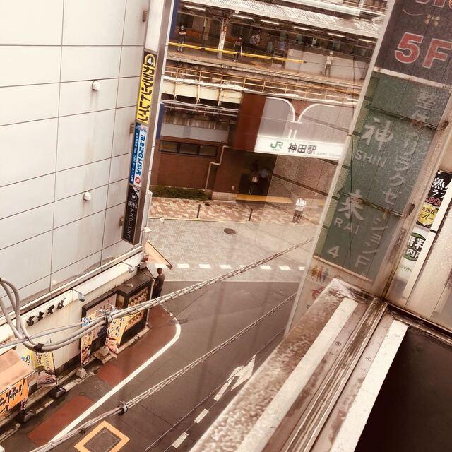 喫煙 所 駅 神田