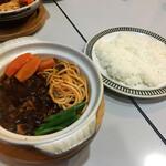 レストラン三幸 - ビーフシチュウセット1,000円