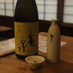 燗アガリ - 日本酒 徳利(1,100円~)