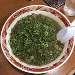 中華そば山冨士 - 料理写真: