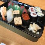 寿司処はせ川 - 料理写真: