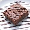 ロハスカフェARIAKE - 料理写真:オーガニックチョコのブラウニー