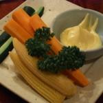 13632012 - 野菜スティック