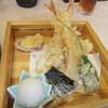 日本料理 まつい - 料理写真:「天ぷら盛り合わせ」