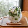 日本茶喫茶 茶縁 - 料理写真:抹茶フロマージュ☆