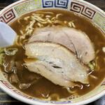 長尾中華そば - あっこく麺