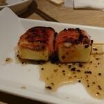 赤白 - チーズベーコン巻き トリュフソース