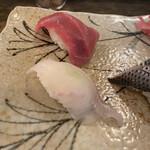 136333104 - 中々の綺麗なお寿司^ ^