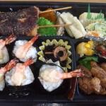 かぽり - 料理写真:名古屋弁当