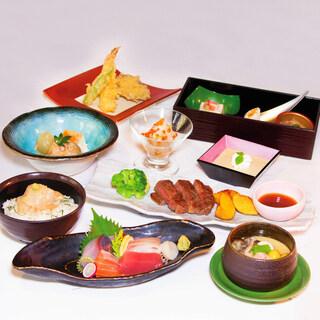 【会食】少人数個室完備。料理のみ2500円~