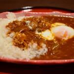 つるおか旬暦 彩鶴 - 和食屋のハヤシライス2