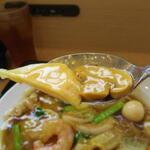 福華厨房 - 筍とマッシュルーム