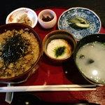 季節の風 蔵 - しじみ丼 \1,470