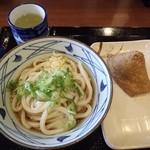 丸亀製麺 - ぶっかけうどん&おいなり
