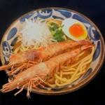 麺屋 サマー太陽 - 宮古島産車海老の濃厚味噌そば