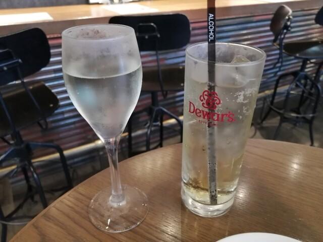 グラン ポレール ワインバー トーキョー 銀座コリドー街店の料理の写真