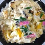 丸美屋 - 料理写真:『サザエ丼   800円なり』
