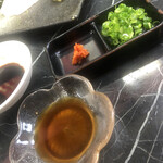 季節料理 藤 - クエは好みでポン酢