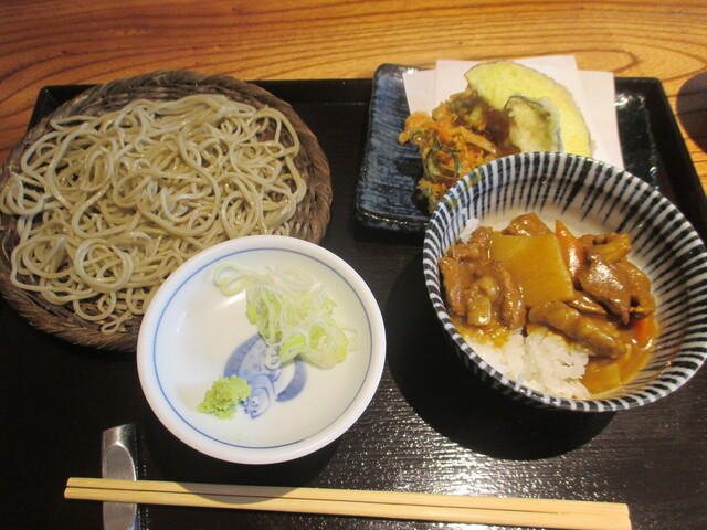 蕎麦といろり焼 創の料理の写真