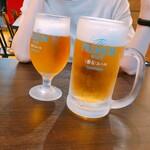 サン・ジョセップ - 生ビール