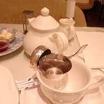 ジュリス ティールームス - 紅茶