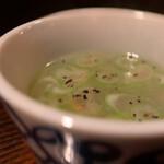 火鳥 - スープ