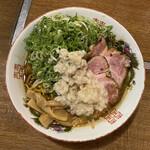 宮崎郷土料理 どぎゃん - 高井田中華そば 730円