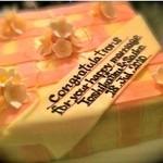 MOMO - MOMO特性 ウェディングケーキ!