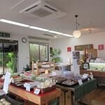 Tonohatafutabadou - 店内