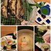嵯峨沢館 - 料理写真:夕食①
