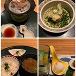 Sagasawakan - 夕食②
