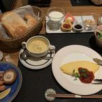 Sagasawakan - 朝食