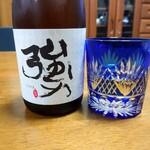 久米桜酒造 大山醸造所 - ドリンク写真:2020年9月 強力