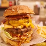 136370134 - Jack Double Burger