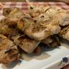 やき鳥 たつみ - 料理写真:モツ6 せい6