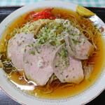 中華そば志のぶ支店 - 料理写真:冷やしチャーシュー1.5玉900円