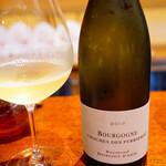 にしぶち飯店 - グラスワインも優秀。リッチアンドオーク。